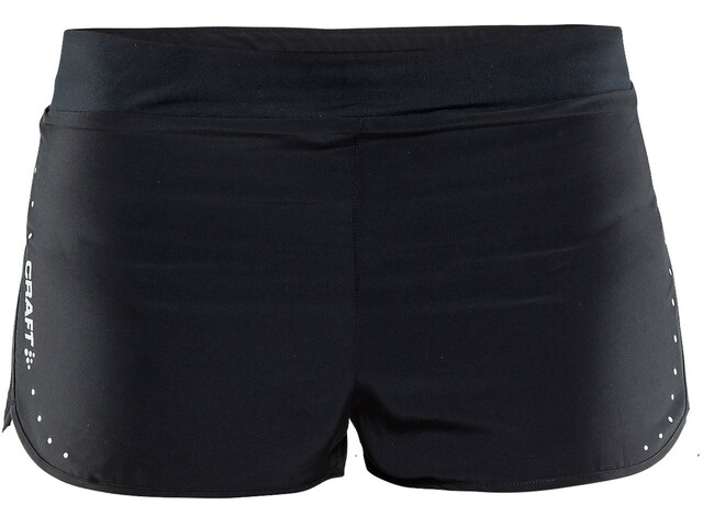 "Craft Essential 2"" Shorts Women Black"
